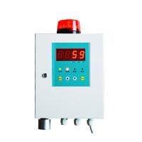 单点壁挂式氧气检测仪 一体式氧气浓度监测仪 O2固定式氧气报警仪