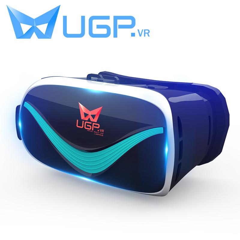 vr一体机虚拟现实3d眼镜手机专用rv头戴式游戏机苹果ar华为4d眼睛