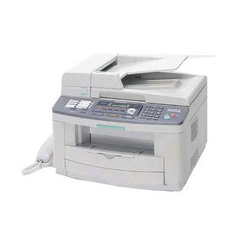松下KX-FLB803CN黑白激光打印机一体机传真机打印机复印机扫描仪多功能一体机带话筒电话传真机一体机