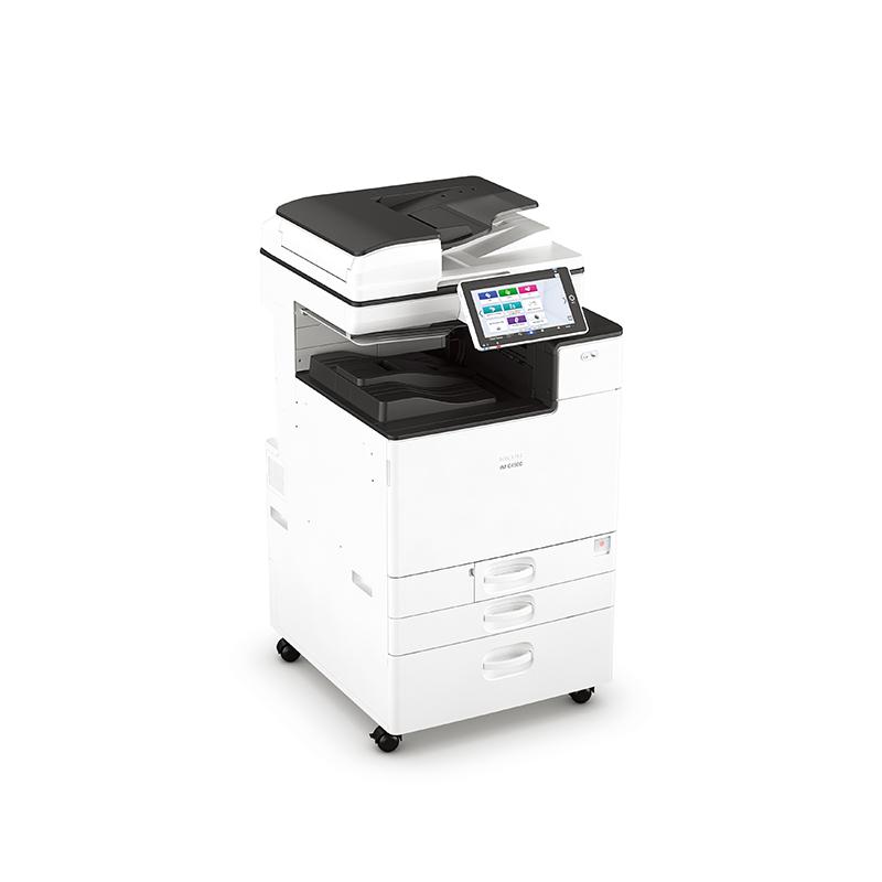 理光旗舰店IM C4500彩色数码复印机A3复合机网络打印扫描一体机办公自动彩色双面打印双面复印原装行货