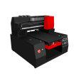uv万能打印机 小型平板浮雕手机壳数码直喷衣服纺织图案t恤印花机