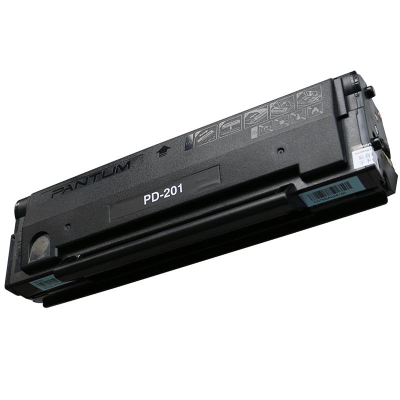 奔图PD-201原装硒鼓 P2500W打印机硒鼓 M6500 M6550墨盒 m6600NW碳粉盒 P2500 M6500NW M6550NW硒鼓