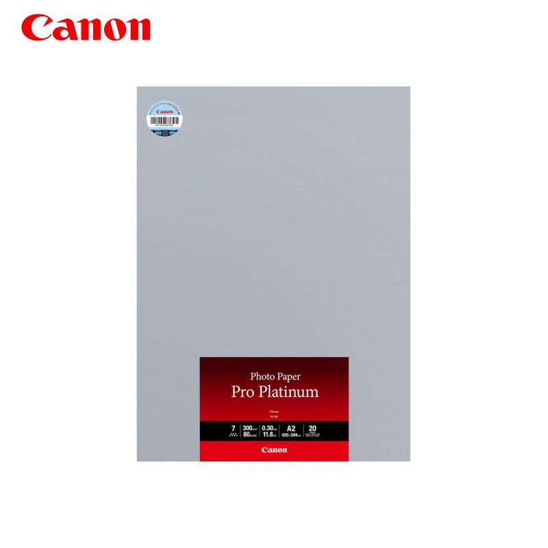 佳能/Canon 优质专业照片纸 PT-101 A3/A3+/A4/A2/4
