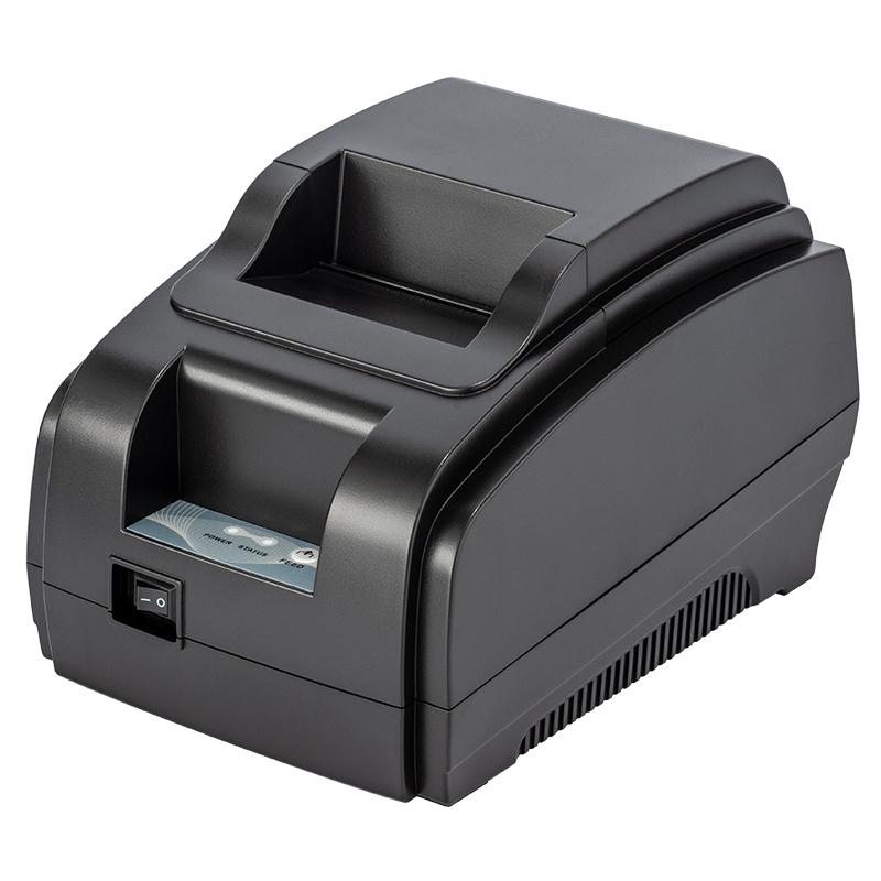 浩顺HS-58小票机小单美团打票机扫码热敏感打印机外卖打印机自动接单蓝牙收银价格出票据超市收款