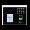 ZKTeco中控智慧XFACE100动态人脸识别考勤机 面部识别打卡机 指纹签到刷脸可见光门禁系统一体机