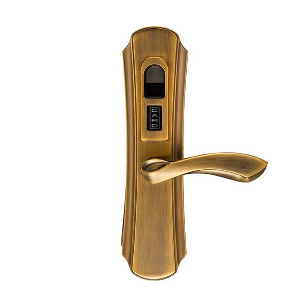 迈豪斯智能指纹锁 家用室内卧室木门密码锁 刷卡电子门锁办公室锁