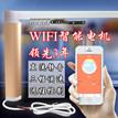 继佳电动窗帘智能遥控自动窗帘机手机WIFI远程控制轨道静音开合帘