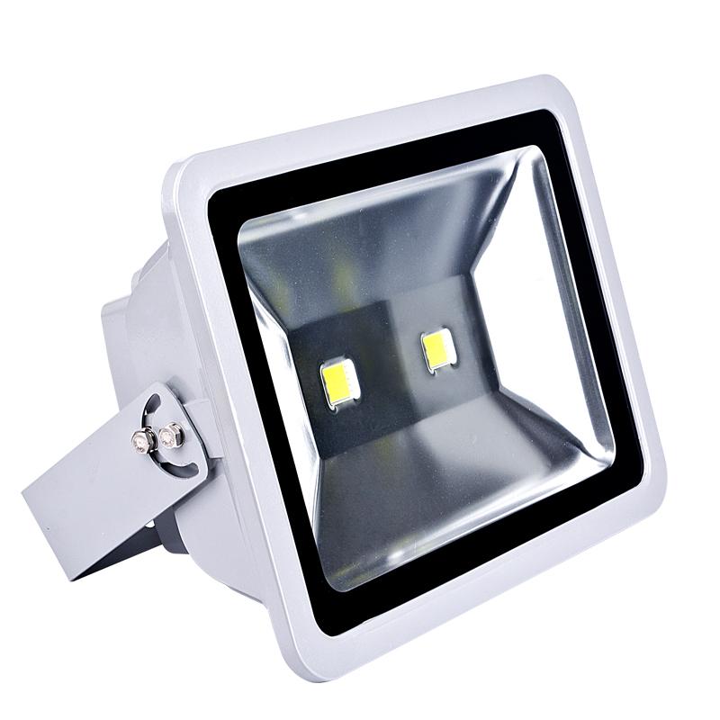 led投光灯投射灯招牌户外50w100w泛光灯室外照明防水广告投光灯