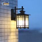 户外壁灯古典别墅围墙花园灯凉亭庭院灯阳台露台室外防水过道壁灯