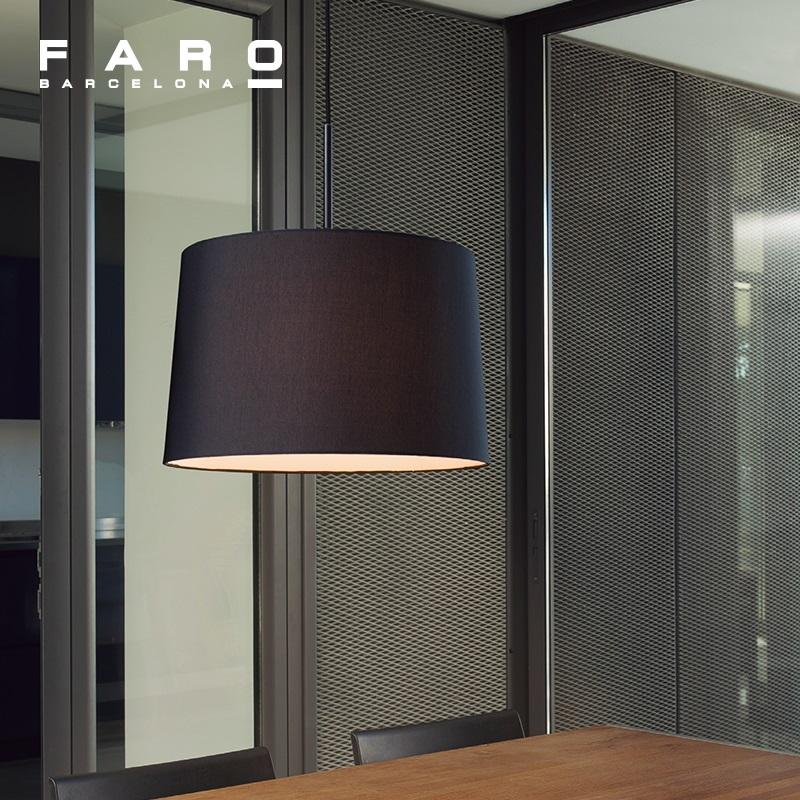 北欧风格 欧式简约个性创意餐厅书房卧室布罩吊灯vOlta