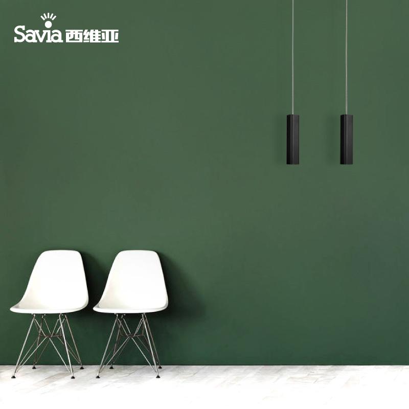 Savia 北欧鱼线吊灯客厅餐厅书房卧室欧式吊灯LED艺术服装店吊灯