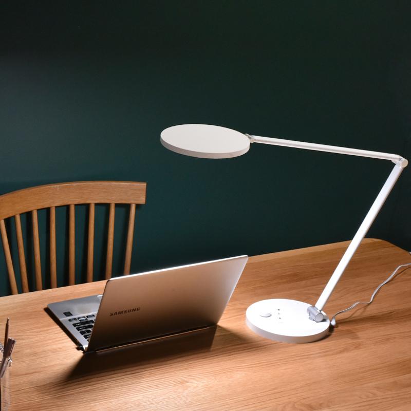 优显国AA级全光谱LED台灯护眼灯书桌学生学习专用阅读卧室床头灯