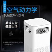 新品大功率负离子空气净化器氧吧静音除甲醛二手烟PM2.5无耗材