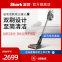 美国Shark鲨客S1双刷头无线折叠吸尘器手持式家用强力无绳吸尘器